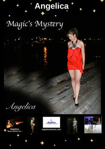 Angelica Poster - Featuring CD Artwork - Magic's Mystery - angelicasmusic-com