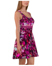 Load image into Gallery viewer, Angelica Dress - Skater Design - Featuring Song Title - angelicasmusic-com