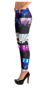 Angelica Leggings - With Dance Theme & Crowd - angelicasmusic-com