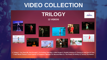 Load image into Gallery viewer, Angelica Video Collection - Trilogy - Digital Download - angelicasmusic-com