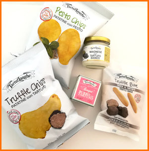 Wide Range of Truffle Products that are perfect for a savoury breakfast!