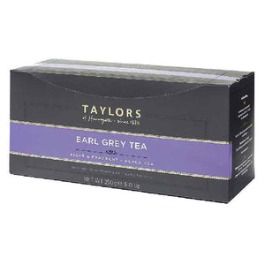 100 tea bags Taylors of Harrogate Earl Grey Tea