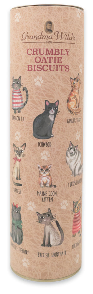 Grandma Wild's Cats in Jumpers Giant Tube 200g