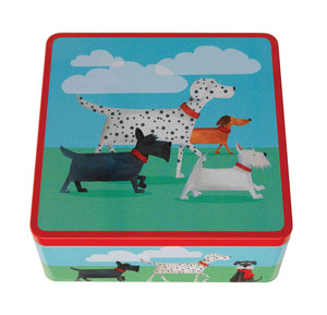 Farmhouse Canine Friends Tin 175g Choc Chip Bites
