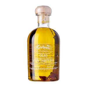 Tartuflanghe Extra Virgin Olive Oil With Summer Truffle Slices (250Ml)