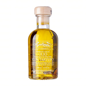 Tartuflanghe Extra Virgin Olive Oil With Summer Truffle Slices (100Ml)