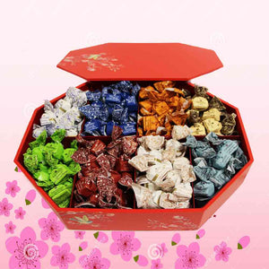 Eight Treasures (Ba Bao Box)- All Chocolate Selections 125g x 8 types