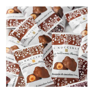 Antica Torroneria Piemontese 4 Hazelnuts with Milk Chocolate 1Kg Pack