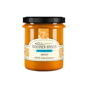 Wooden Spoon Apricot – High Fruit Spread No Added Sugar 227g