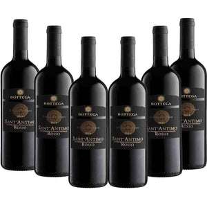 Bottega Sant'Antimo Rosso DOC 750ml x 6