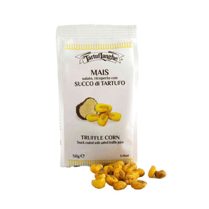 Tartuflanghe Salted corn, covered with Truffle Juice 50g