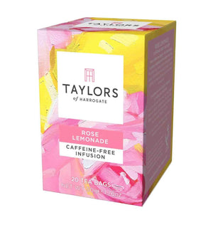 Rose and Lemonade Caffeine-free infusion 20 teabags