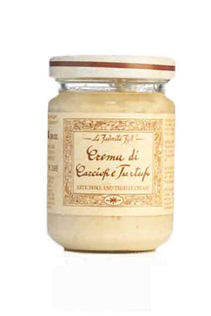 La Favorita Artichoke and Truffle Cream 130g