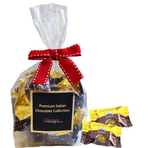 Maglio Almonds Covered with Dark Chocolate in Wrapped 150g