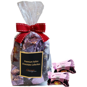 Maglio Dates Covered with Chocolate in Wrapped 150g