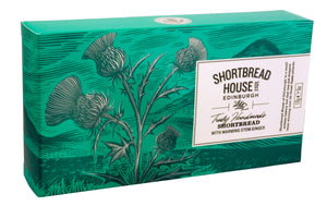 Shortbread house of edinburgh shortbread fingers with warming stem ginger 170g