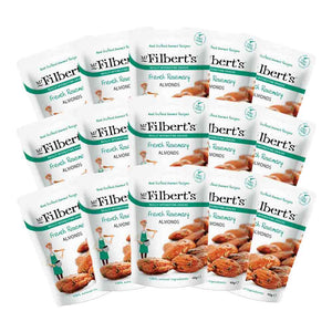 Mr Filbert's French Rosemary Almonds 40g (1 Case, 20pcs x 40g)