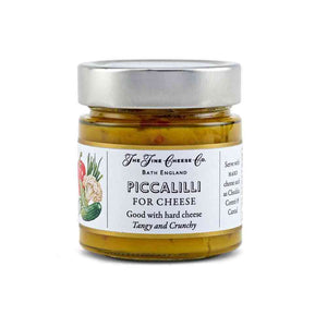 The Fine Cheese Co  Piccalilli Chutney for Cheese 240g
