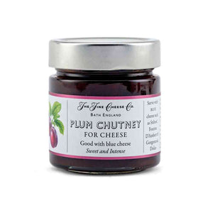 The Fine Cheese Co  Plum Chutney for Cheese 260g