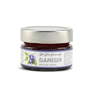 The Fine Cheese Co Damson Fruit Purée for Cheese 113g