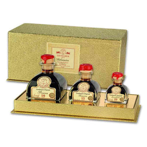 Leonardi Balsamic Exclusive Serie 10 (250ml) - 15 (100ml) - 20 (50ml)