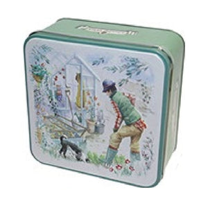 Grandma Wild's Embossed Potting Shed Tin 300g