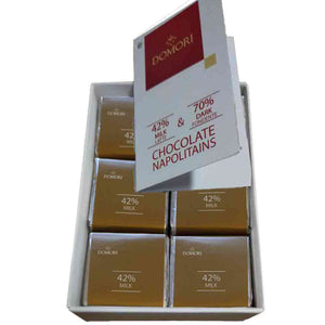 36pcs Napolitans 42% Milk Chocolate in Gift Box