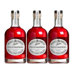 Tiptree English Raspberry Gin Liqueur 35cl x 3 Bottles