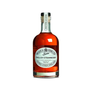 English Strawberry Gin Liqueur 35 cl bottle