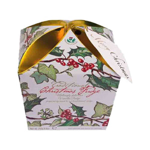 Gardiners of Scotland Vanilla Fudge Carton (Holly) 250g