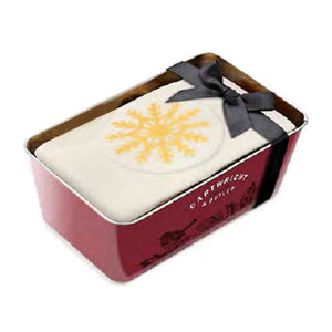 Cartwright & Butler Iced Christmas Loaf Cake in Tin 660g