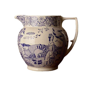 The Fine Cheese Co  Ceramic Jug