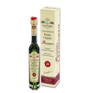 "Leonardi Juniper Balsamic Condiment ""Serie 20"" 100ml"