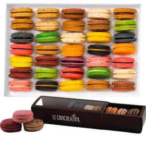 Richart French Macarons 6pc Box