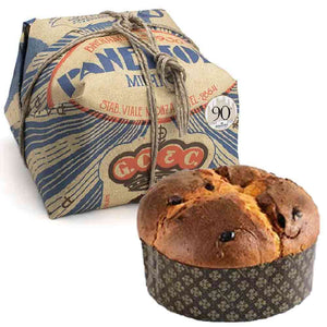 1120g Breramilano Classic Panettone with candied fruits and orange peels, with sultanas