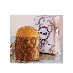 Muzzi Traditional Mini Panettone in Boxed 100g