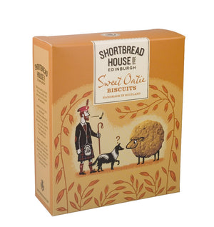Shortbread House of Edinburgh Mini Sweet Oatie Biscuits 150g