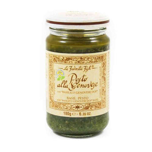 La Favorita Basil Pesto With Genovese DOP Basil 180g