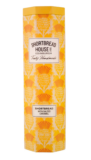Shortbread House of Edinburgh Truly Handmade Shortbread with Salted Caramel 280g