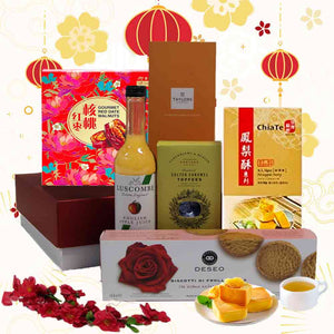 CNY Blooming Hamper