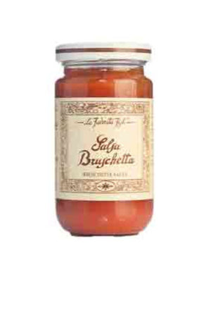 La Favorita 180 grams Bruschetta Sauce in glass jar