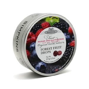 Simpkins Sugar Free Forest Fruit Drops 175g