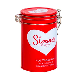 Sloane's Luxury Blend Gift Tin Hot Chocolate 250g