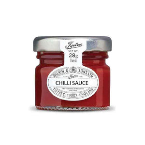 Tiptree Mini Chilli Sauce 28g x 72 bottles