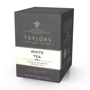 20 tea bags of Pure White Tea