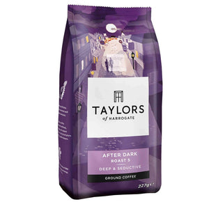 Taylors of Harrogate After Dark Ground Coffeee