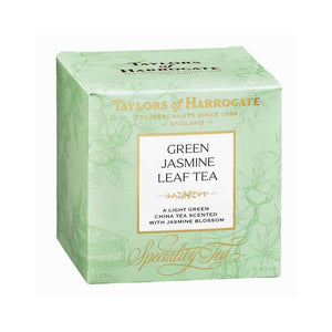 Green Leaf Tea with Jasmine 125 grams box