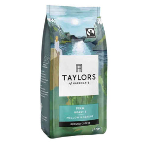 Taylor of Harrogate Fika Coffee Ground 227g