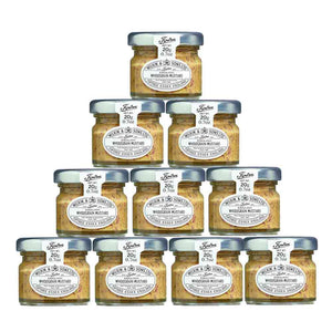 Tiptree Mini English Wholegrain Mustard 28g x 10 bottles
