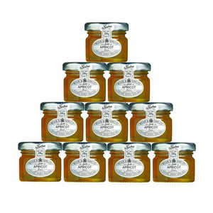 Tiptree Mini Apricot Conserve 28g x 10 bottles